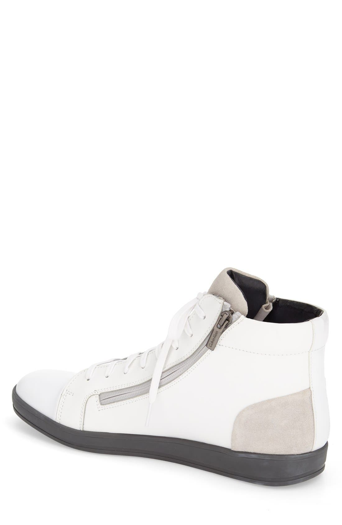 Alternate Image 2  - Calvin Klein 'BerkeAction' Sneaker (Men)