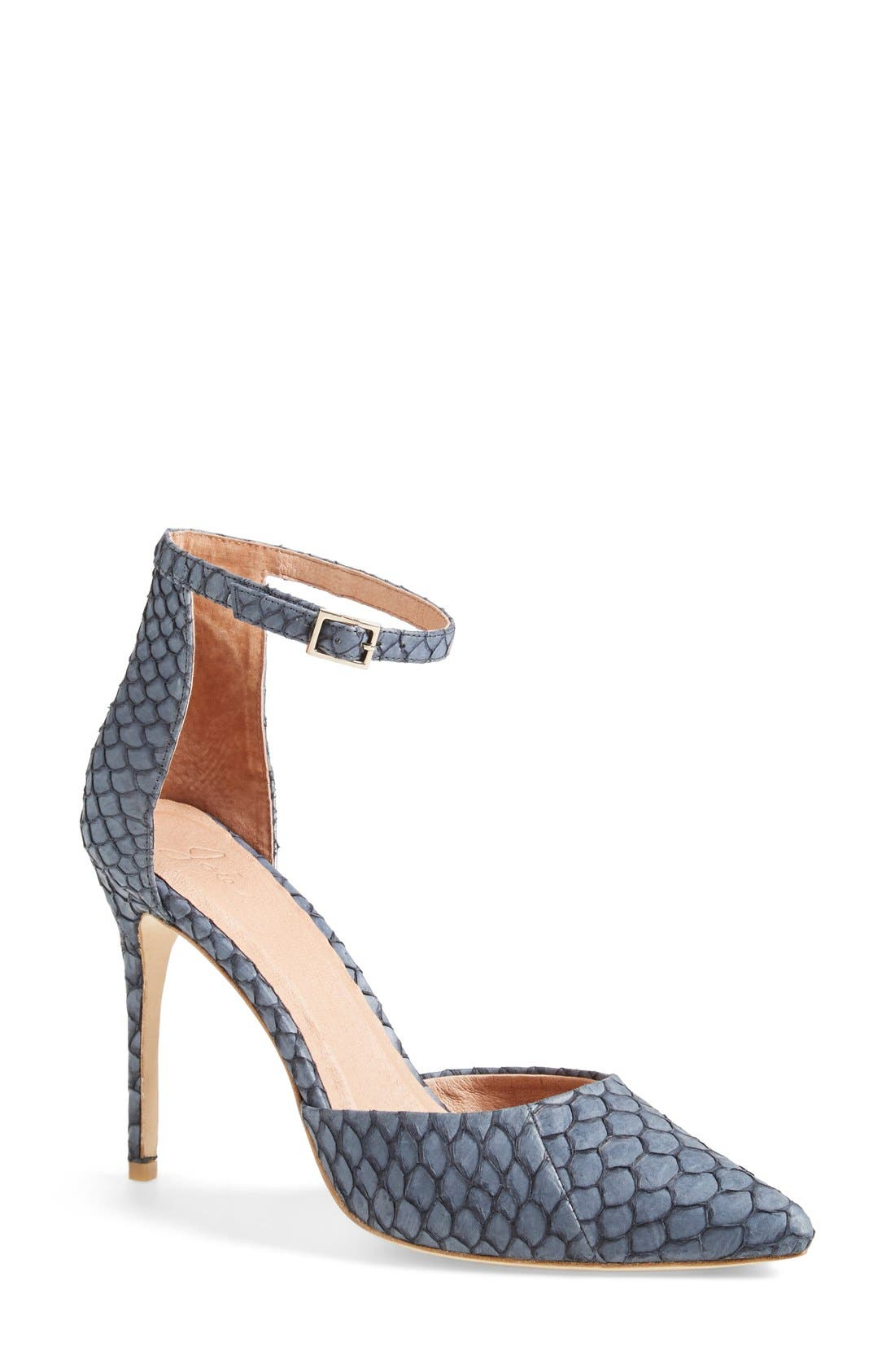 Alternate Image 1 Selected - Joie 'Gillian' Ankle Strap Pump (Women)