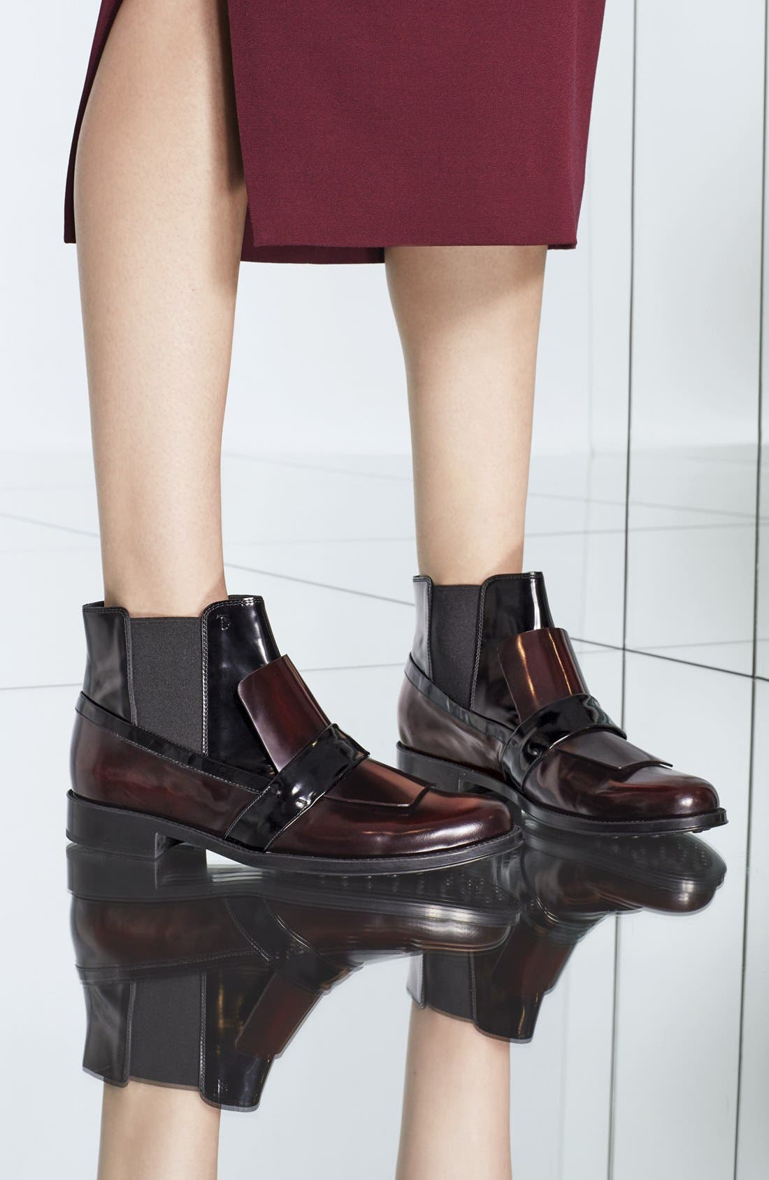 Alternate Image 5  - Tod's Mask Chelsea Bootie (Women)