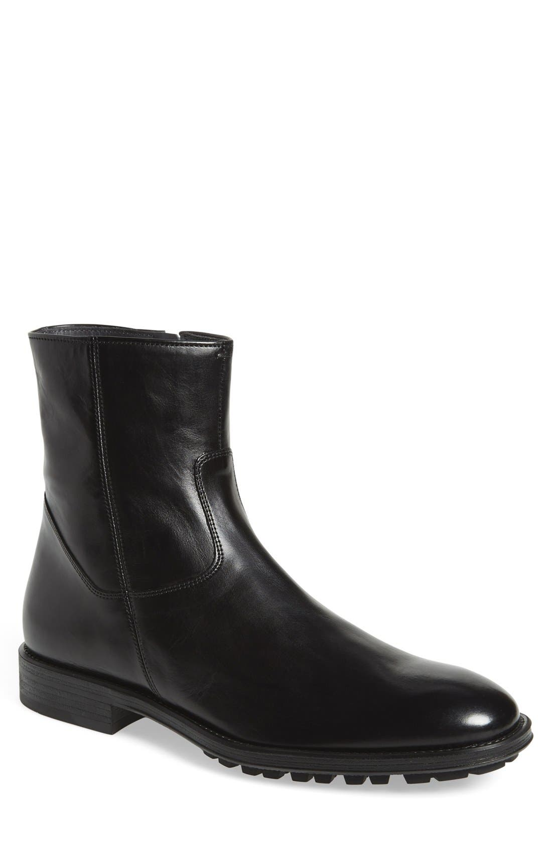 To Boot New York 'Harrison' Zip Boot (Men)   Nordstrom