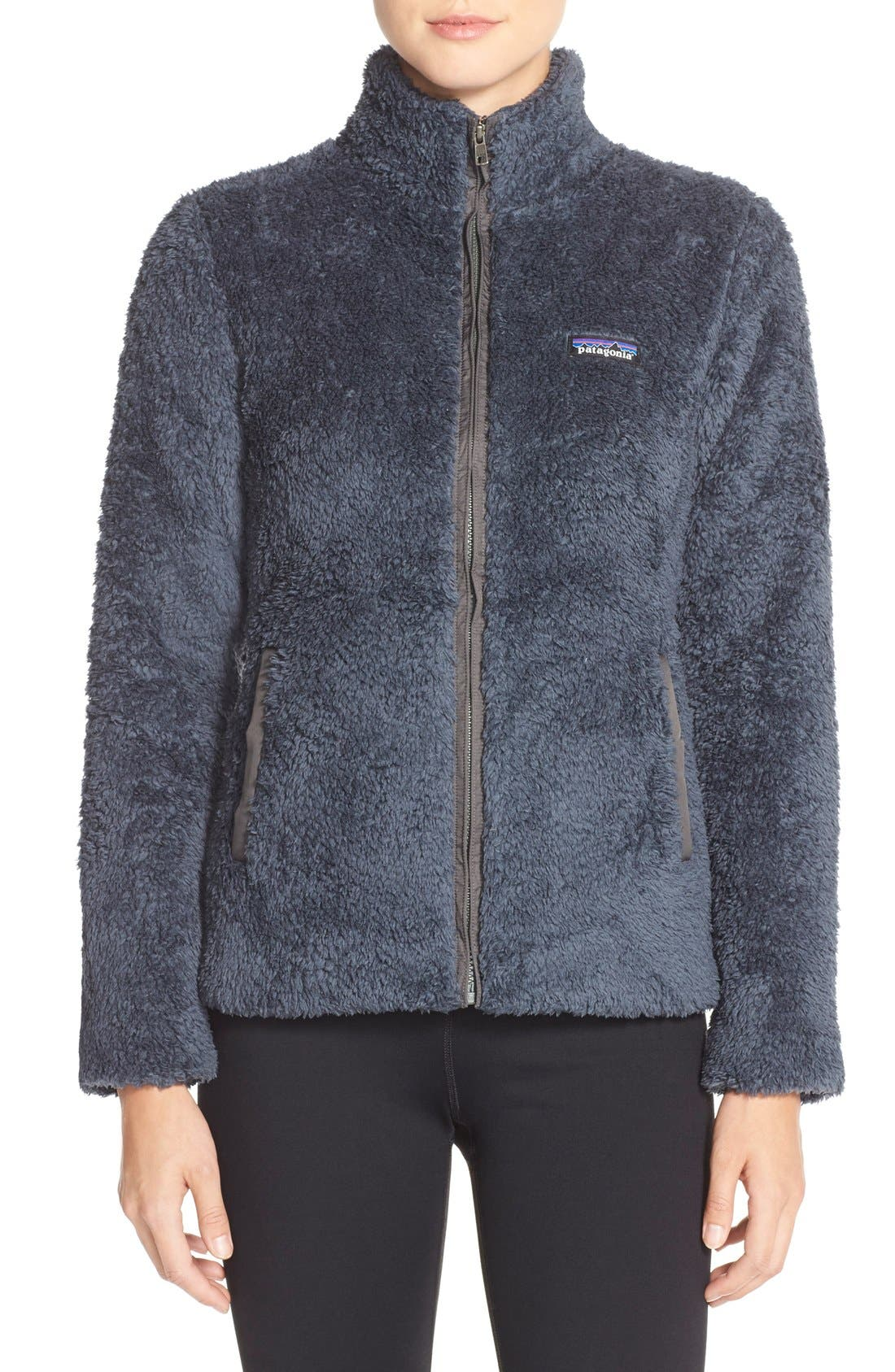 Alternate Image 1 Selected - Patagonia 'Los Gatos' Water Resistant Fleece Jacket