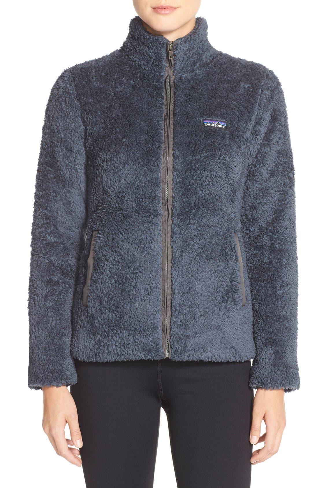 Main Image - Patagonia 'Los Gatos' Water Resistant Fleece Jacket