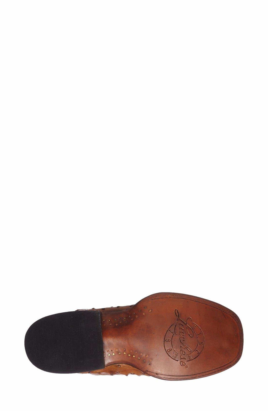Alternate Image 4  - Lucchese'Sienna' Western Boot (Women)