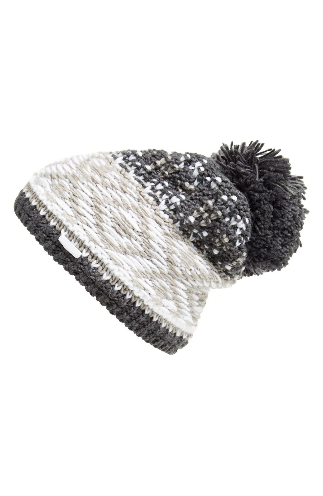 Alternate Image 1 Selected - Lole Jacquard Knit Beanie