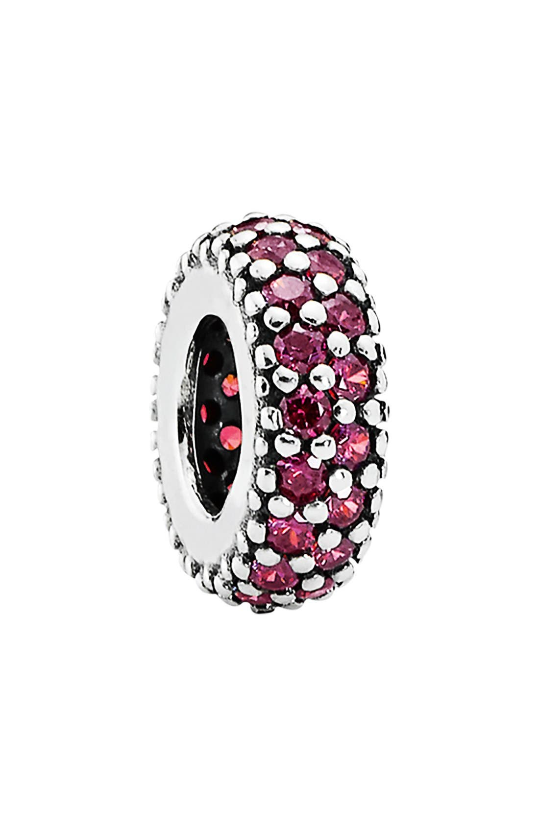 Alternate Image 1 Selected - PANDORA 'Inspiration Within' Spacer Charm