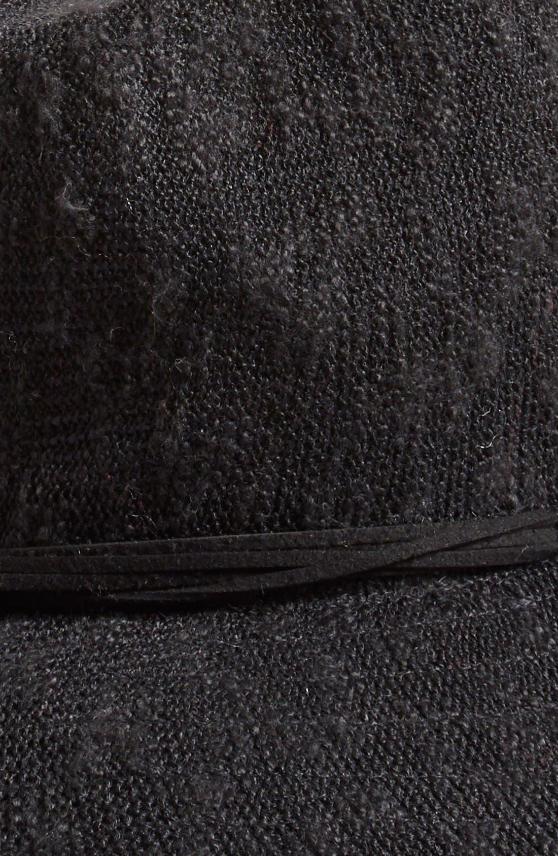 Alternate Image 2  - Hinge Slub Knit Panama Hat