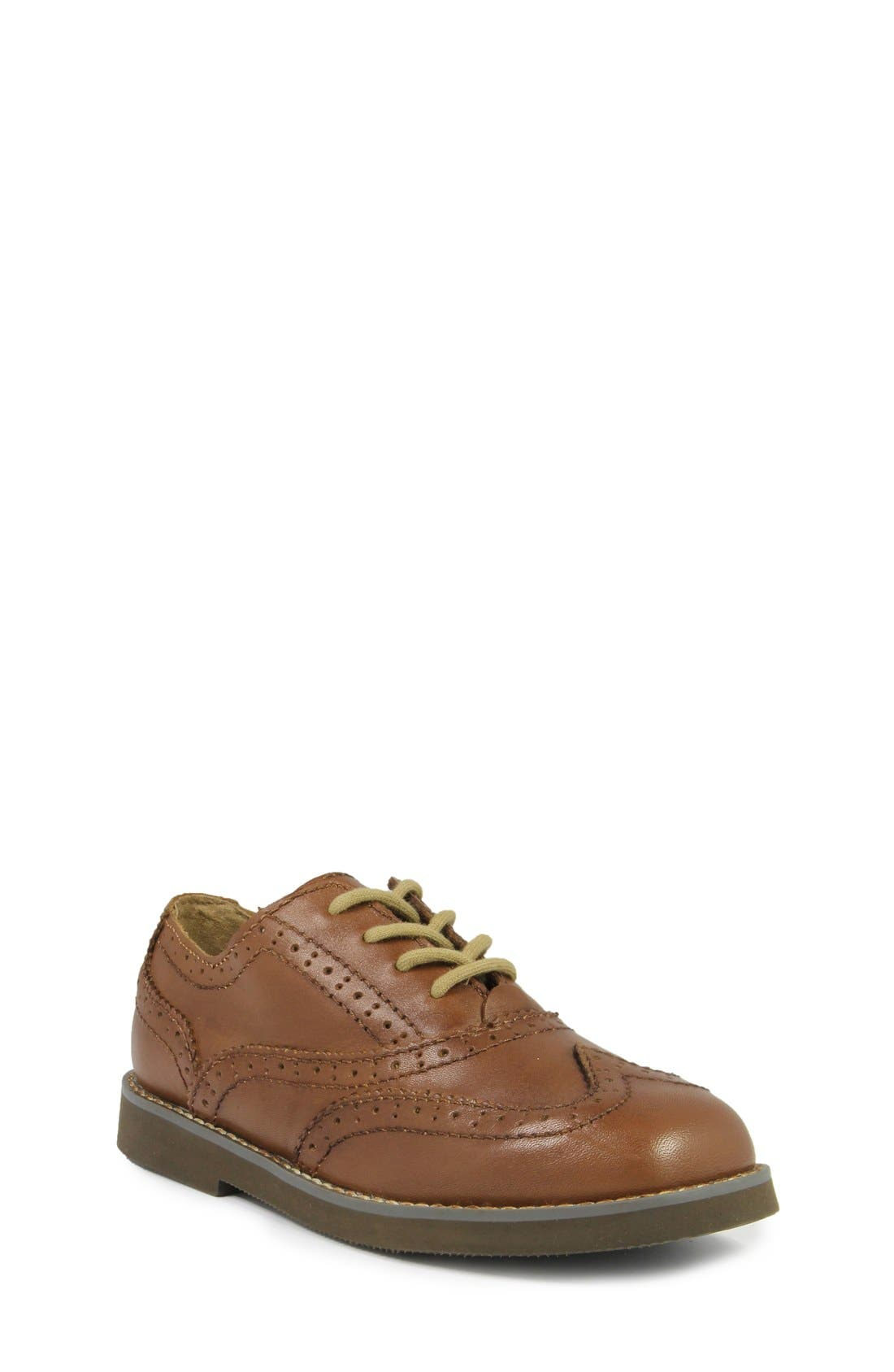 Florsheim 'Bucktown' Wingtip (Toddler, Little Kid & Big Kid)