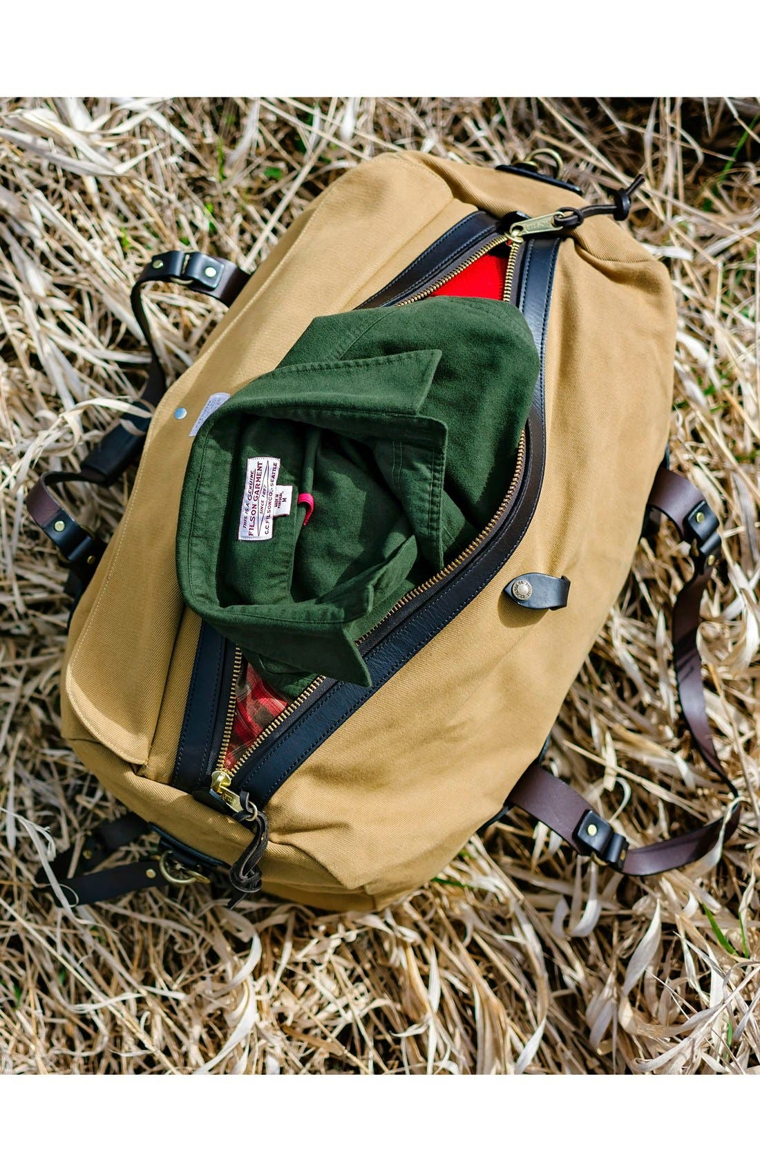 Alternate Image 6  - Filson Medium Duffel Bag