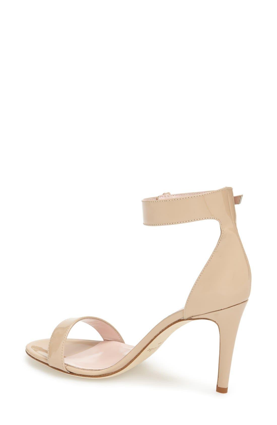 Alternate Image 2  - kate spade new york 'isa' ankle strap sandal (Women)
