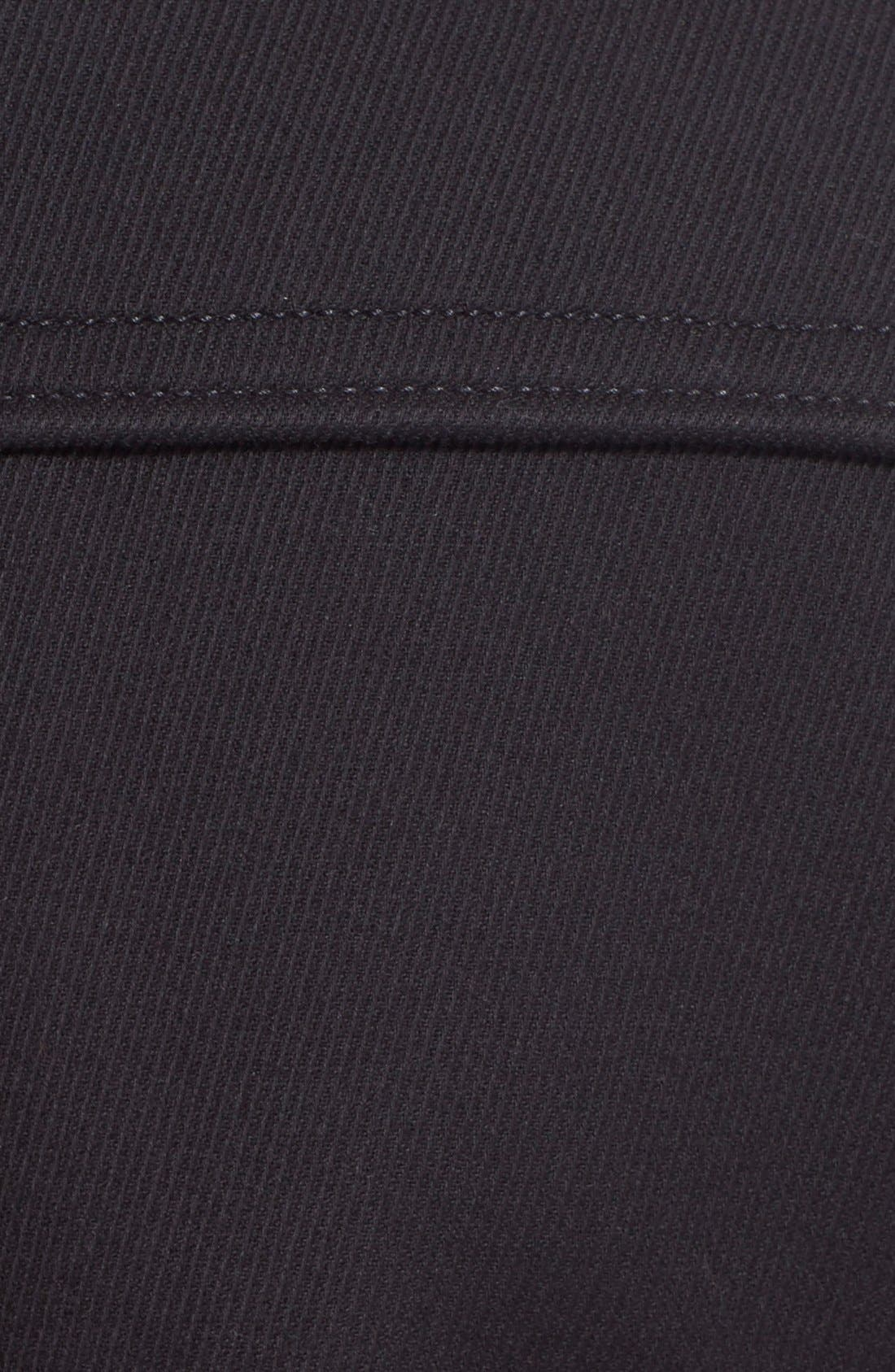 Alternate Image 3  - BurberryLondon 'Whittingstall' Wool Military Coat