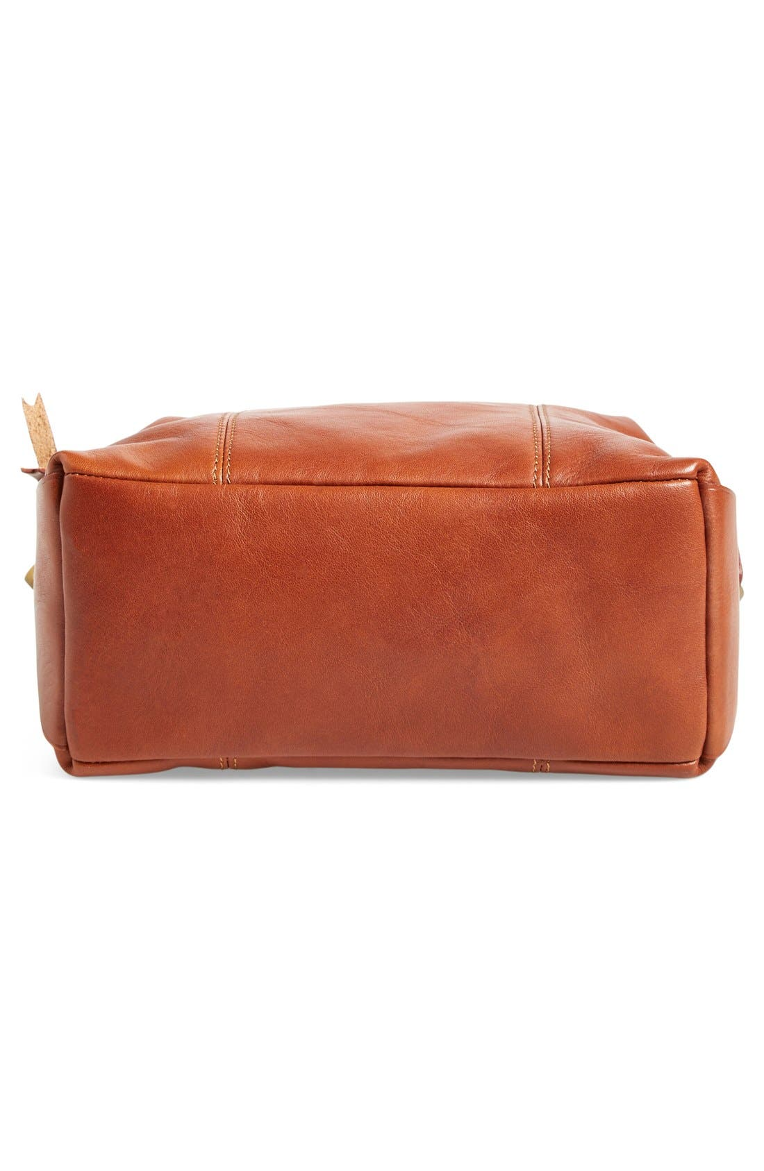 Alternate Image 5  - Madewell 'Mini Glasgow' Leather Crossbody Bag