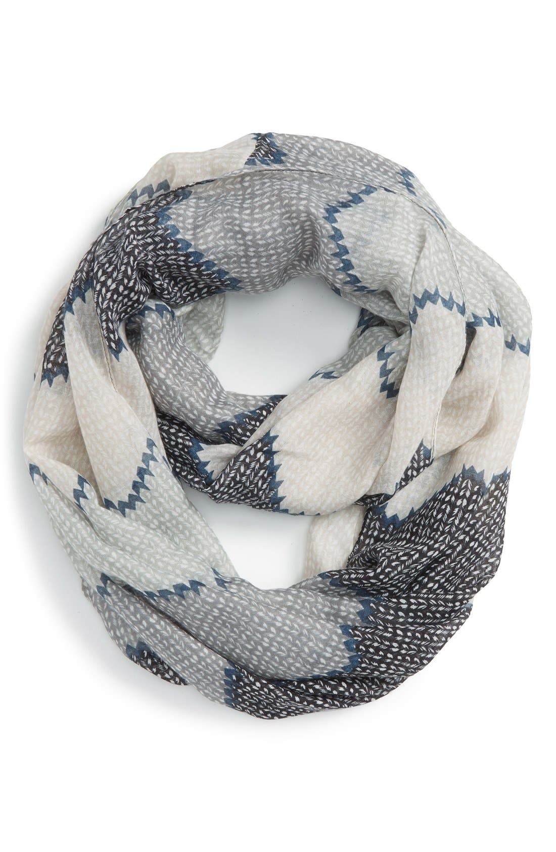 Alternate Image 1 Selected - BP. Textured Infinity Scarf