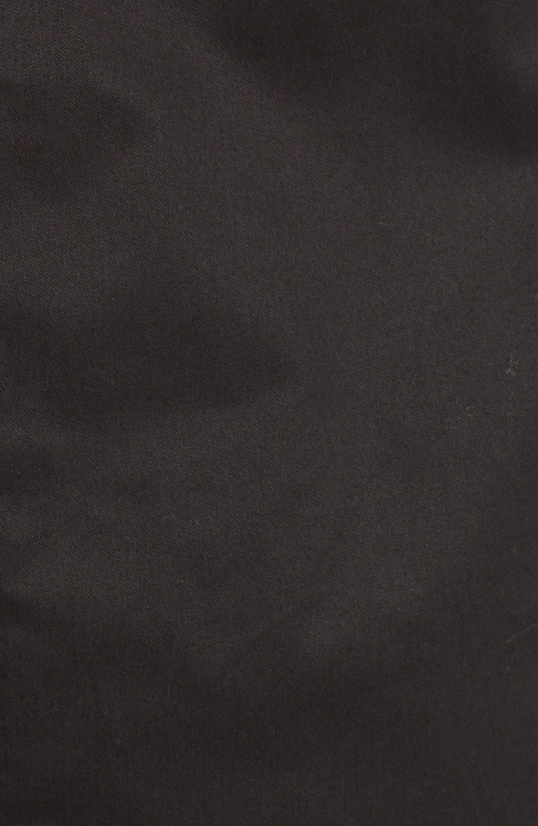 Alternate Image 5  - Steve Madden Faux Fur Trim Hooded Cotton Parka