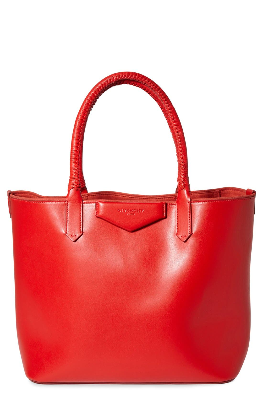Alternate Image 2  - Givenchy 'Small Antigona' Leather Shopper