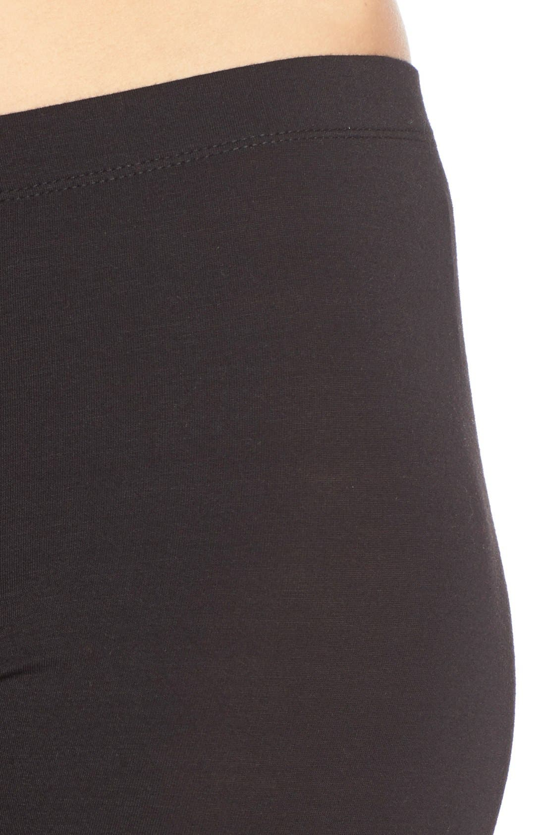 Alternate Image 4  - DKNY 'City Essentials' Leggings
