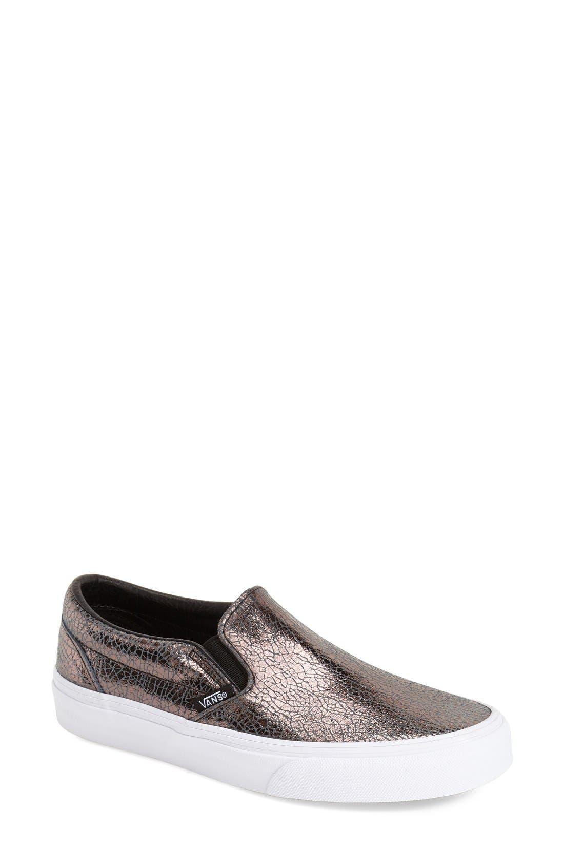 Main Image - Vans 'Classic' Slip-On Sneaker (Women)
