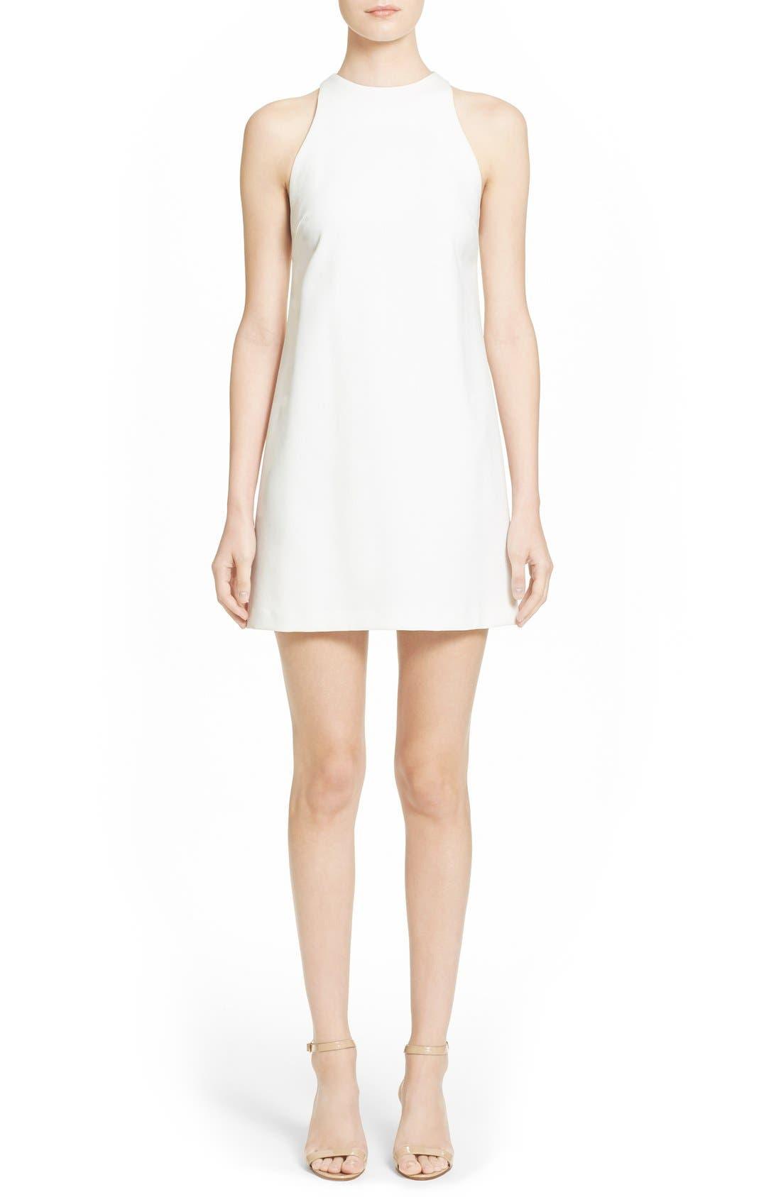 Main Image - Alice + Olivia 'Lizbeth' Sleeveless Shift Dress