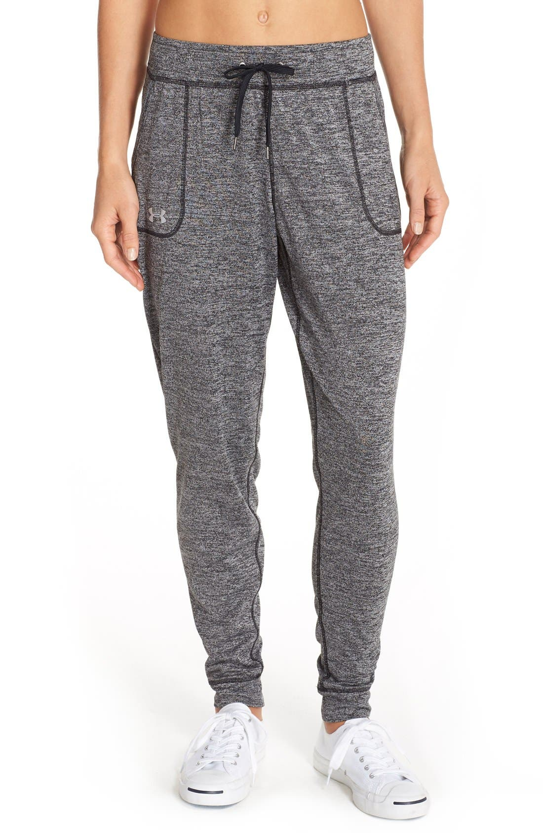 Alternate Image 1 Selected - Under Armour 'Twist' Jogger Pants