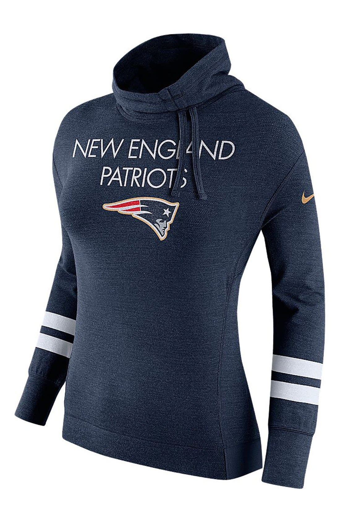 Main Image - Nike 'Champ Drive Obsessed - New England Patriots' Top