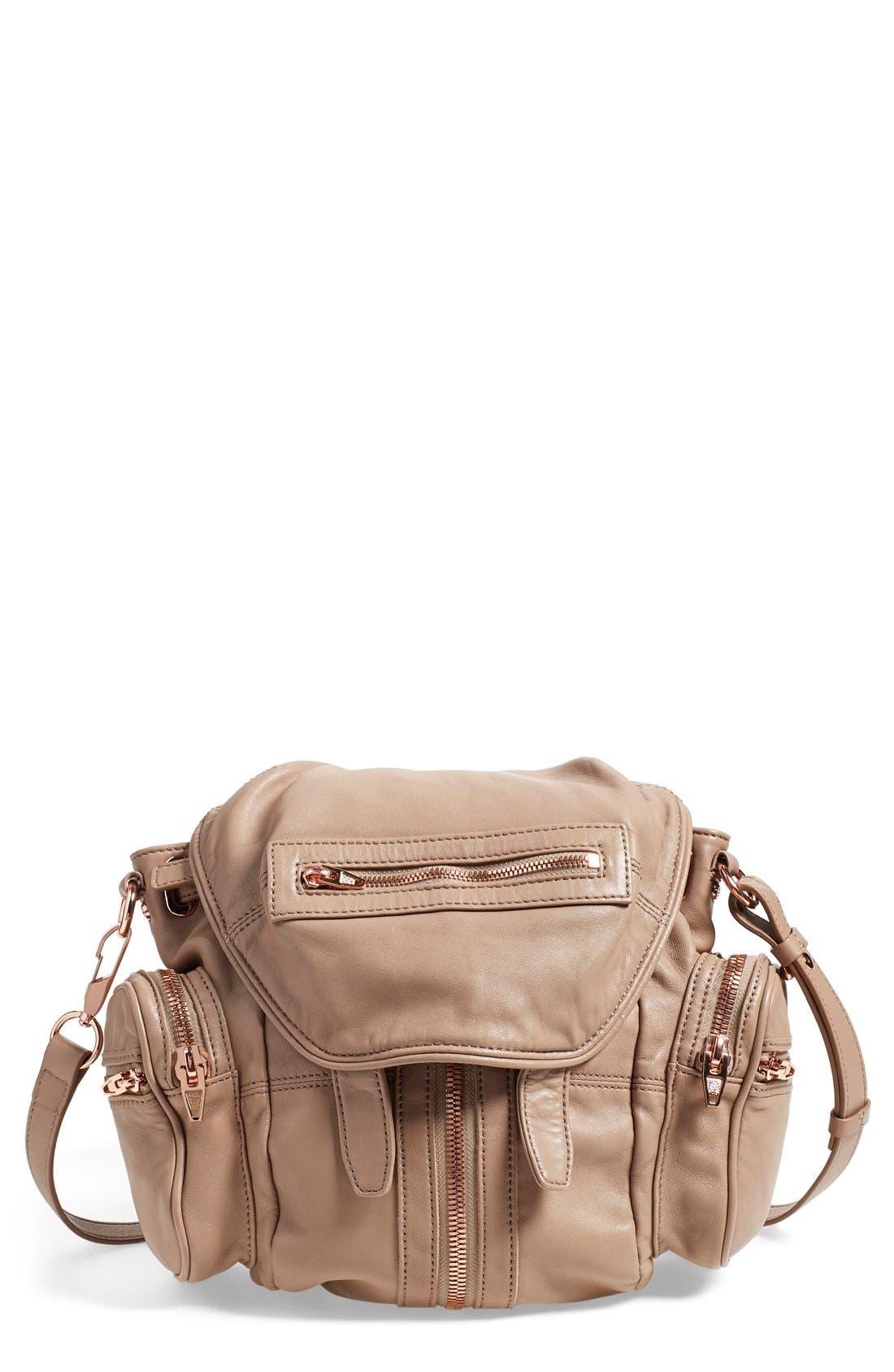 Alternate Image 1 Selected - Alexander Wang 'Mini Marti' Backpack