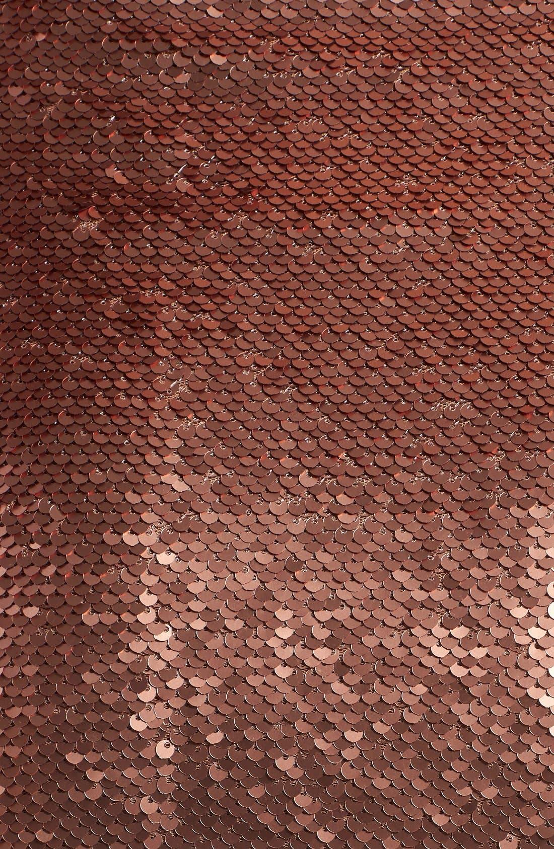 Alternate Image 5  - Missguided Sequin Crop Top