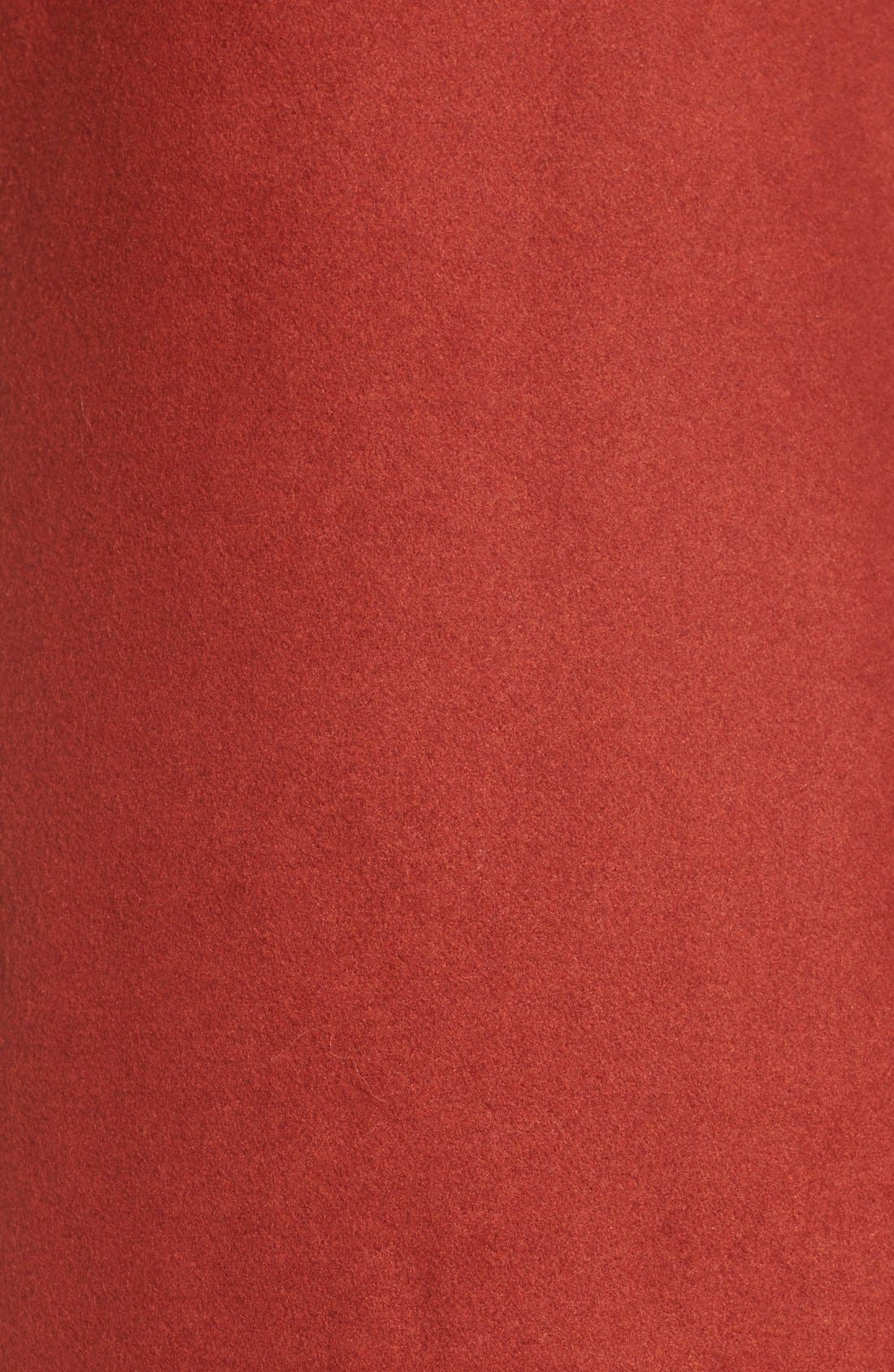 Alternate Image 5  - Missguided Sleeveless Long Blazer