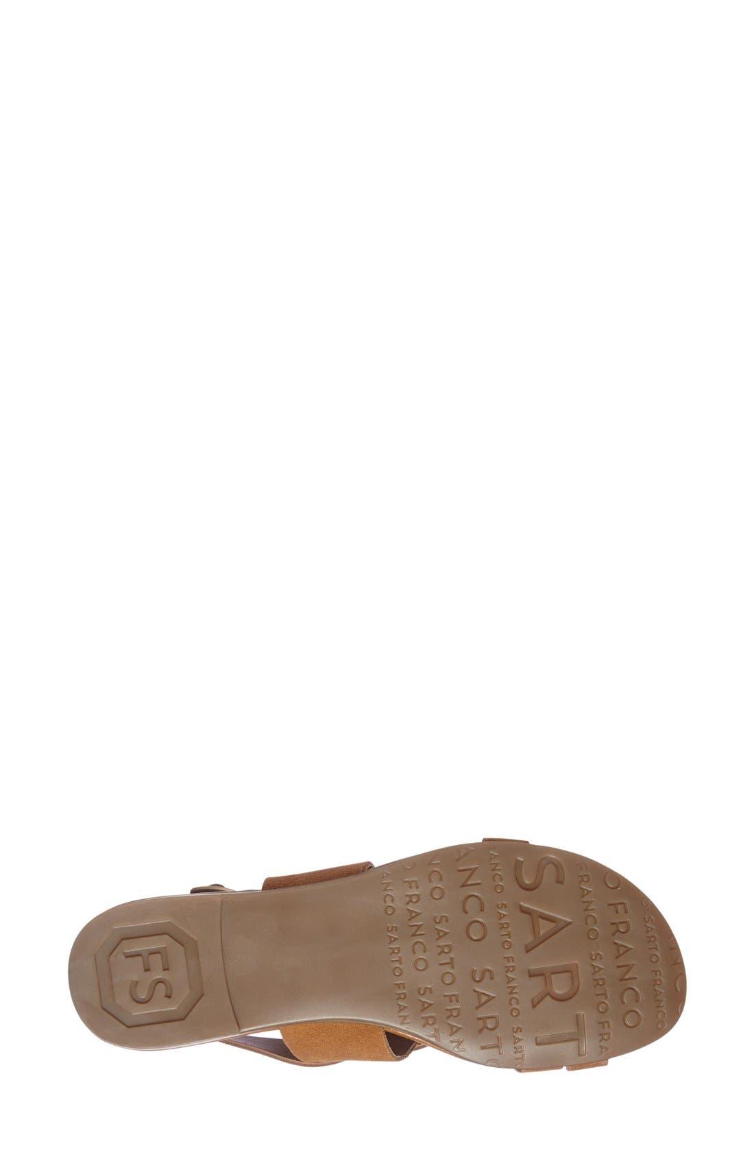Alternate Image 4  - Franco Sarto 'Gia' Sandal (Women)