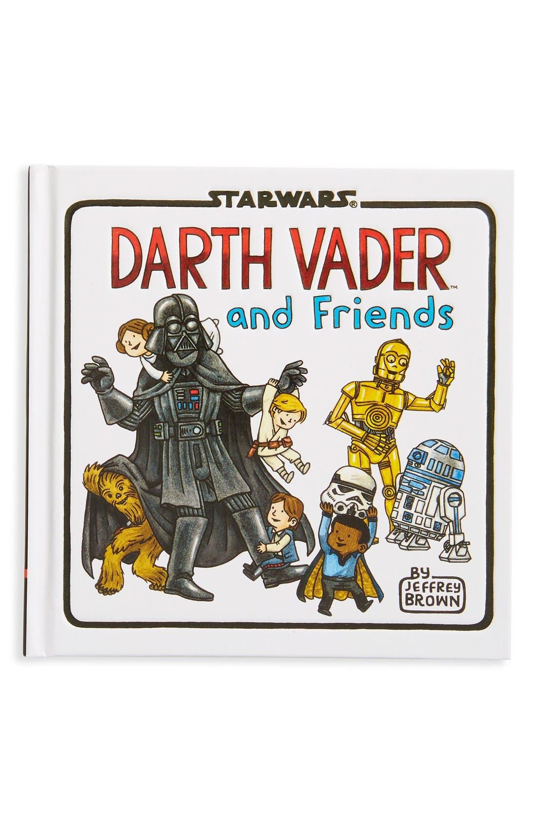 Alternate Image 1 Selected - 'Darth Vader & Friends' Book