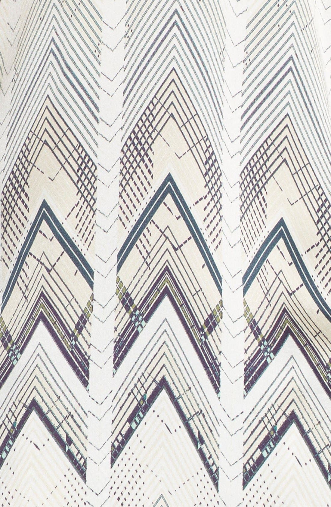 Alternate Image 5  - Asceno by Beautiful Bottoms Racerback Silk Tank