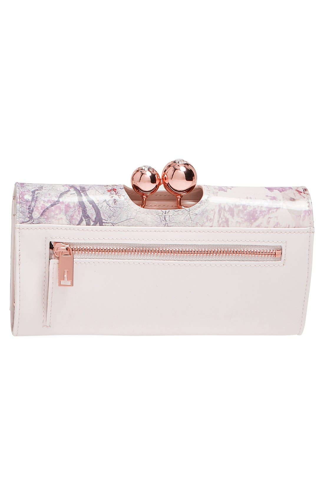 Alternate Image 4  - Ted Baker London 'Misty Mountains' Matinee Wallet