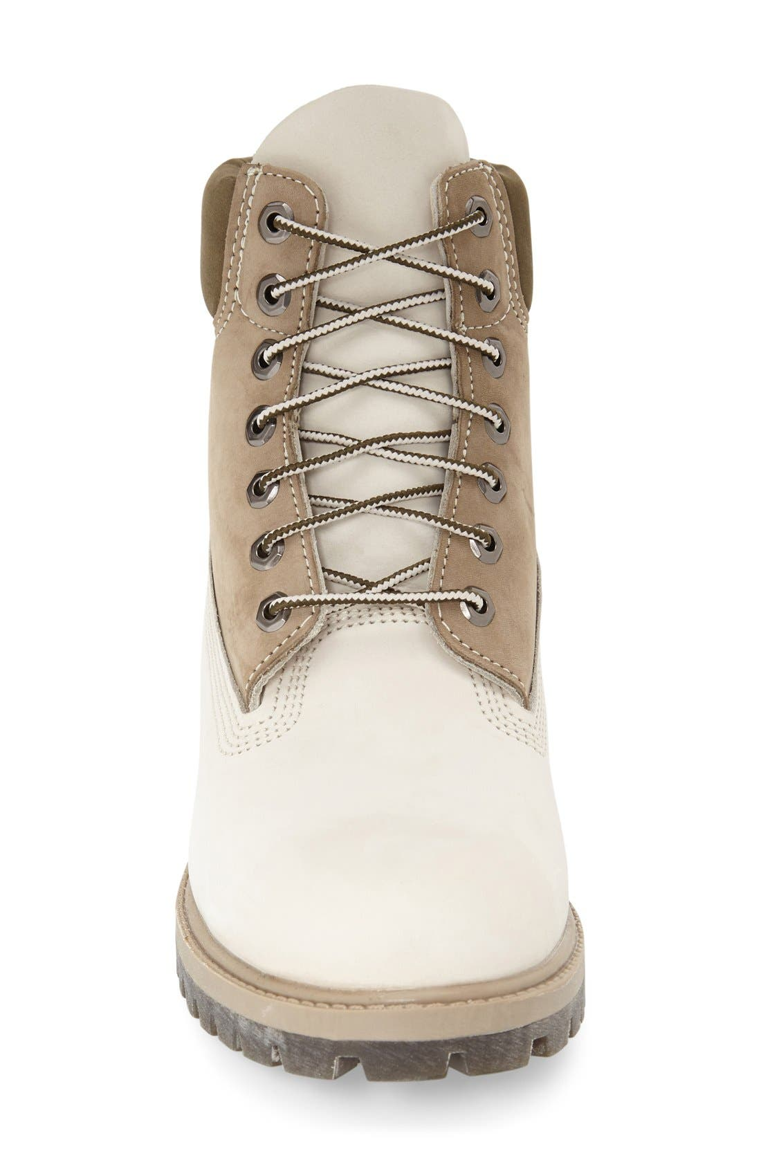 Alternate Image 3  - Timberland 'Premium Tone on Tone' Waterproof Boot (Men)