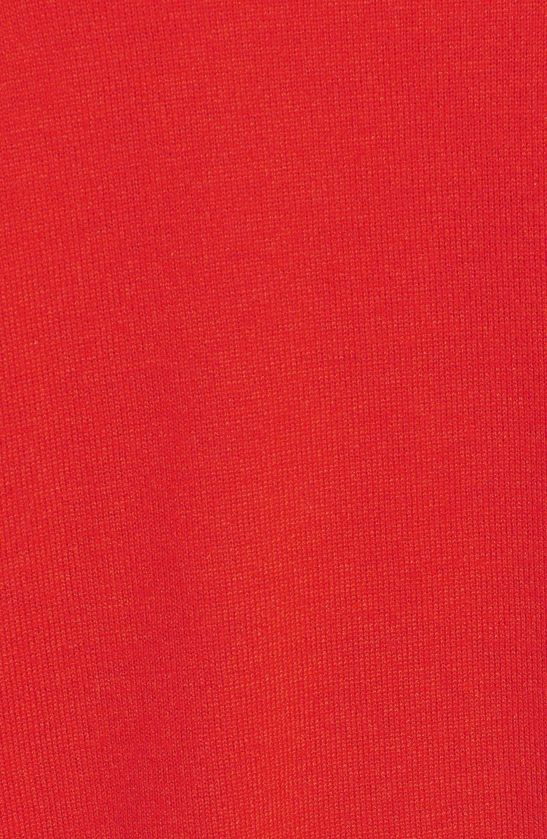 Alternate Image 5  - Trouvé V-Neck Tunic Sweater