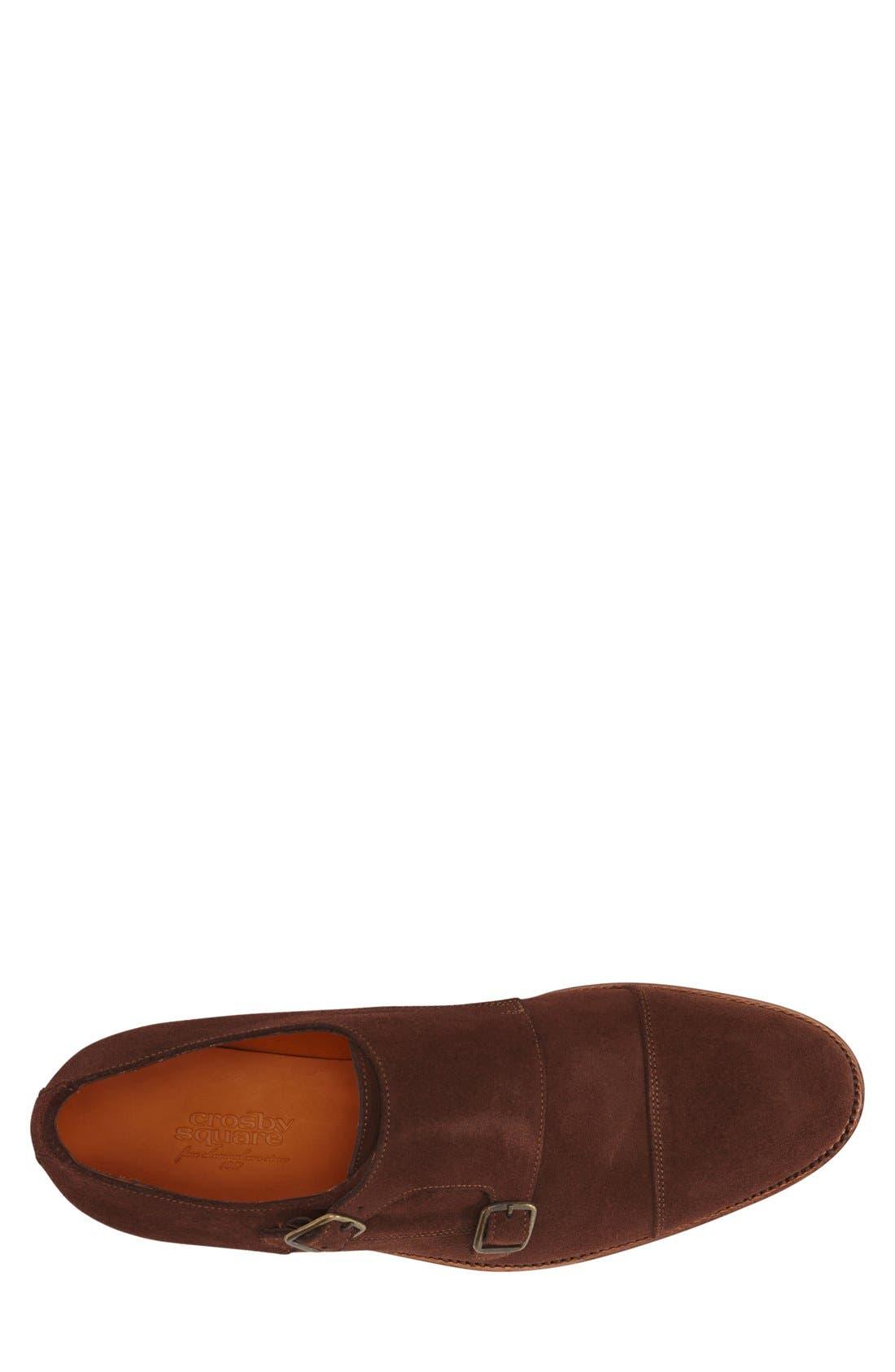 Alternate Image 3  - Crosby Square 'Diplomat' Double Monk Strap Shoe (Men)