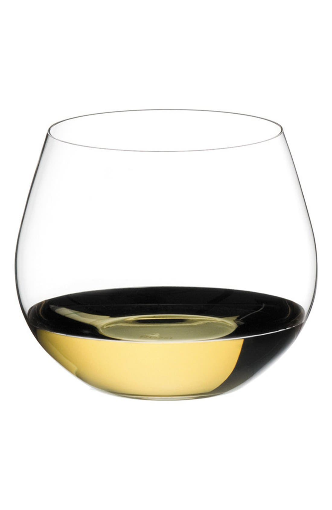 Main Image - Riedel O Set of 2 Stemless Oaked Chardonnay Glasses