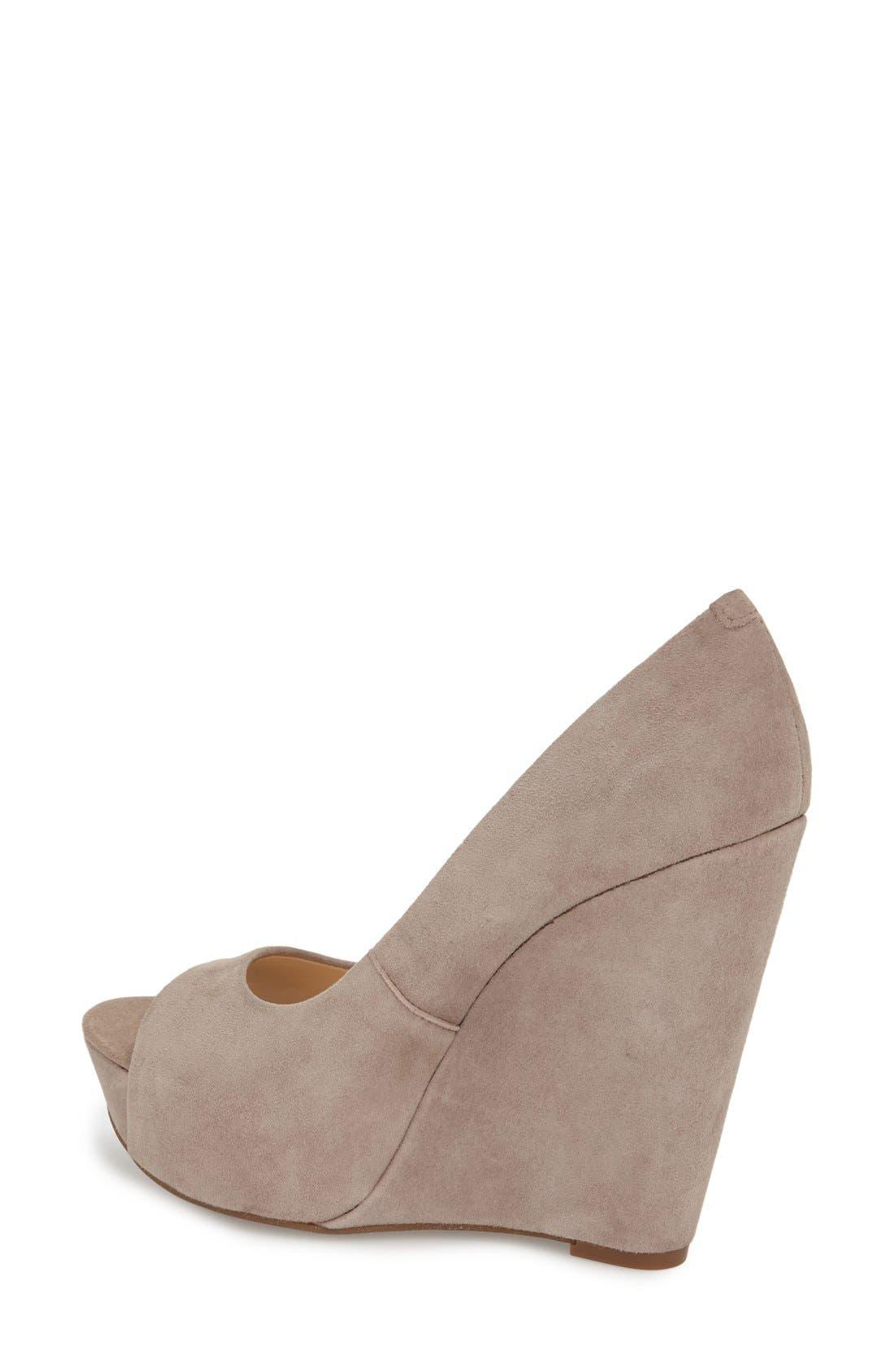 Alternate Image 2  - Jessica Simpson 'Bethani' Wedge Platform Sandal (Women)