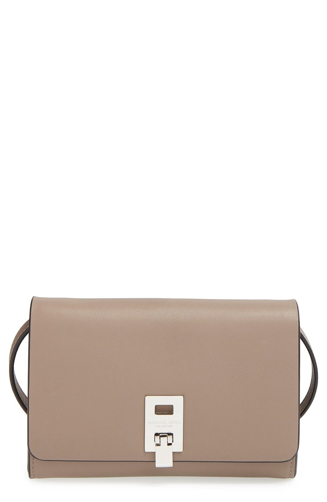 Michael Kors 'Medium Miranda' Convertible Clutch