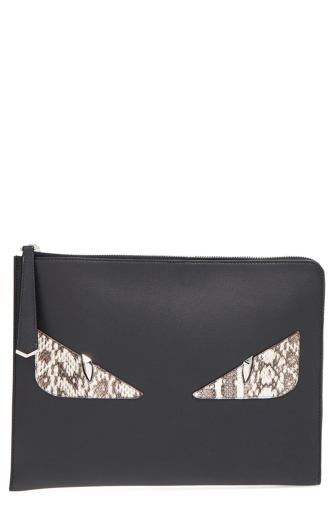 FENDI 'Monster Eyes' iPad Case