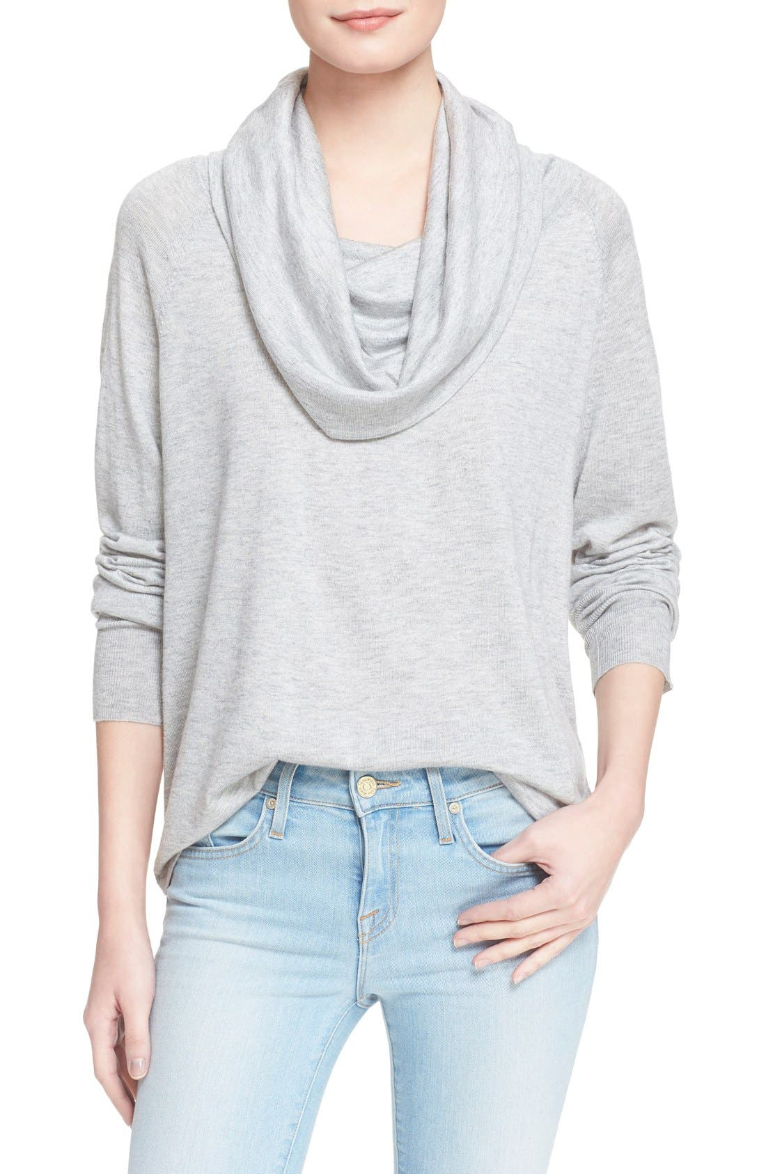 Alternate Image 1 Selected - Joie'Wesley A' Cowl Neck Pullover