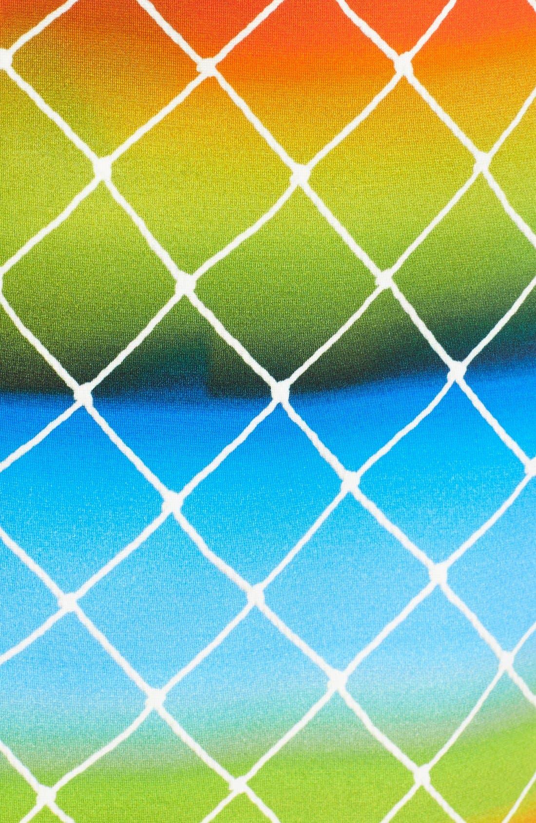 Alternate Image 3  - Akris punto 'Baseball Net' Dress