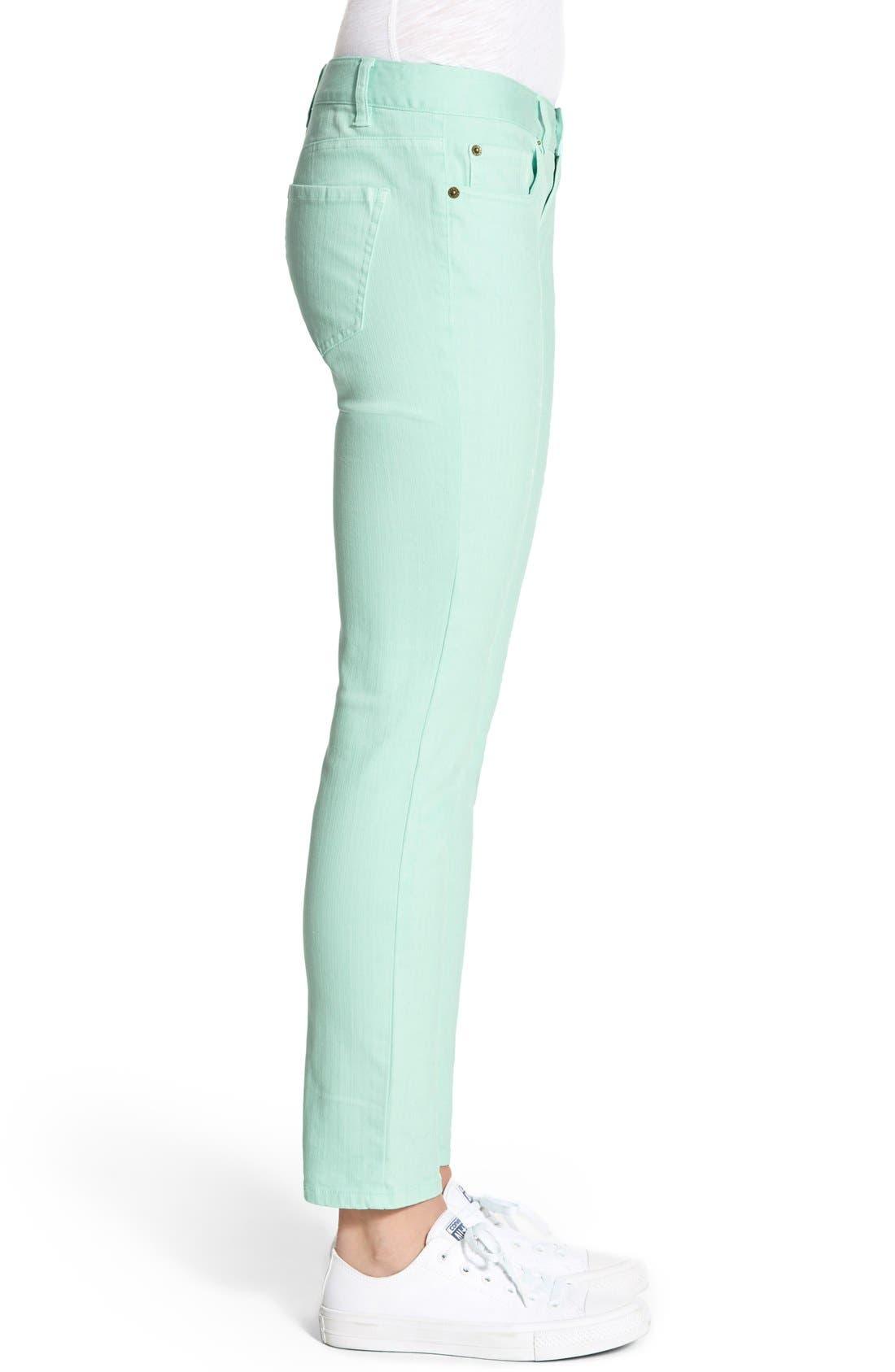Alternate Image 3  - Vineyard Vines Colored Skinny Jeans