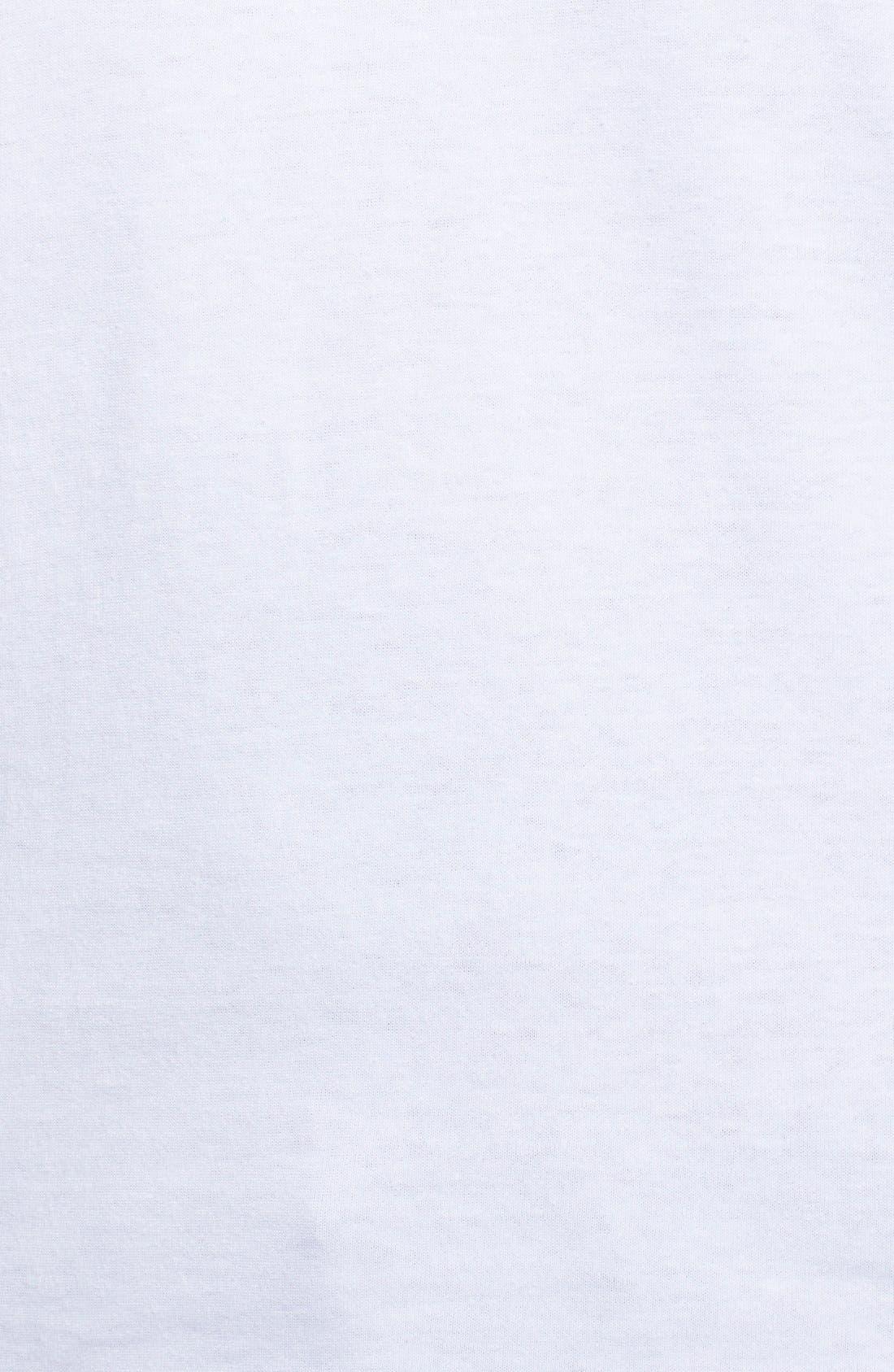 Alternate Image 5  - Comme des Garçons PLAY Graphic Cotton Tee