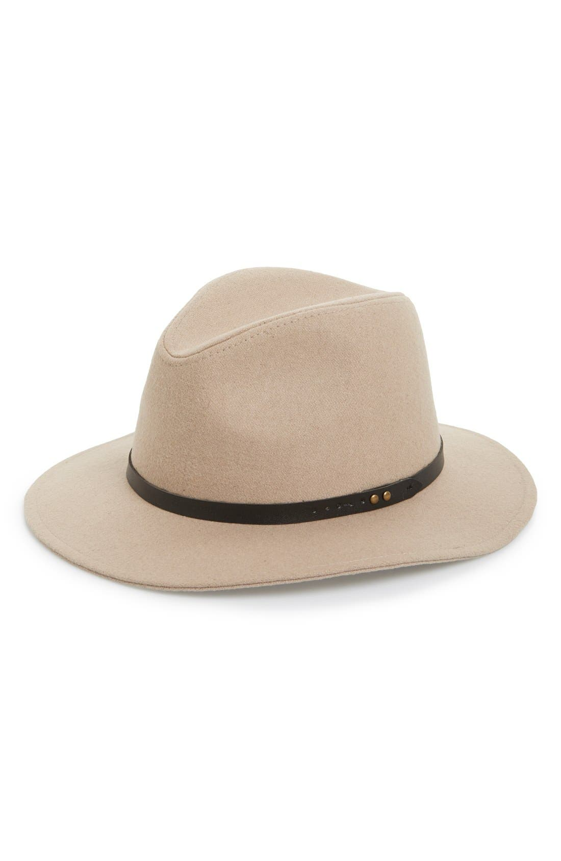 Alternate Image 1 Selected - Phase 3 Rivet Fedora