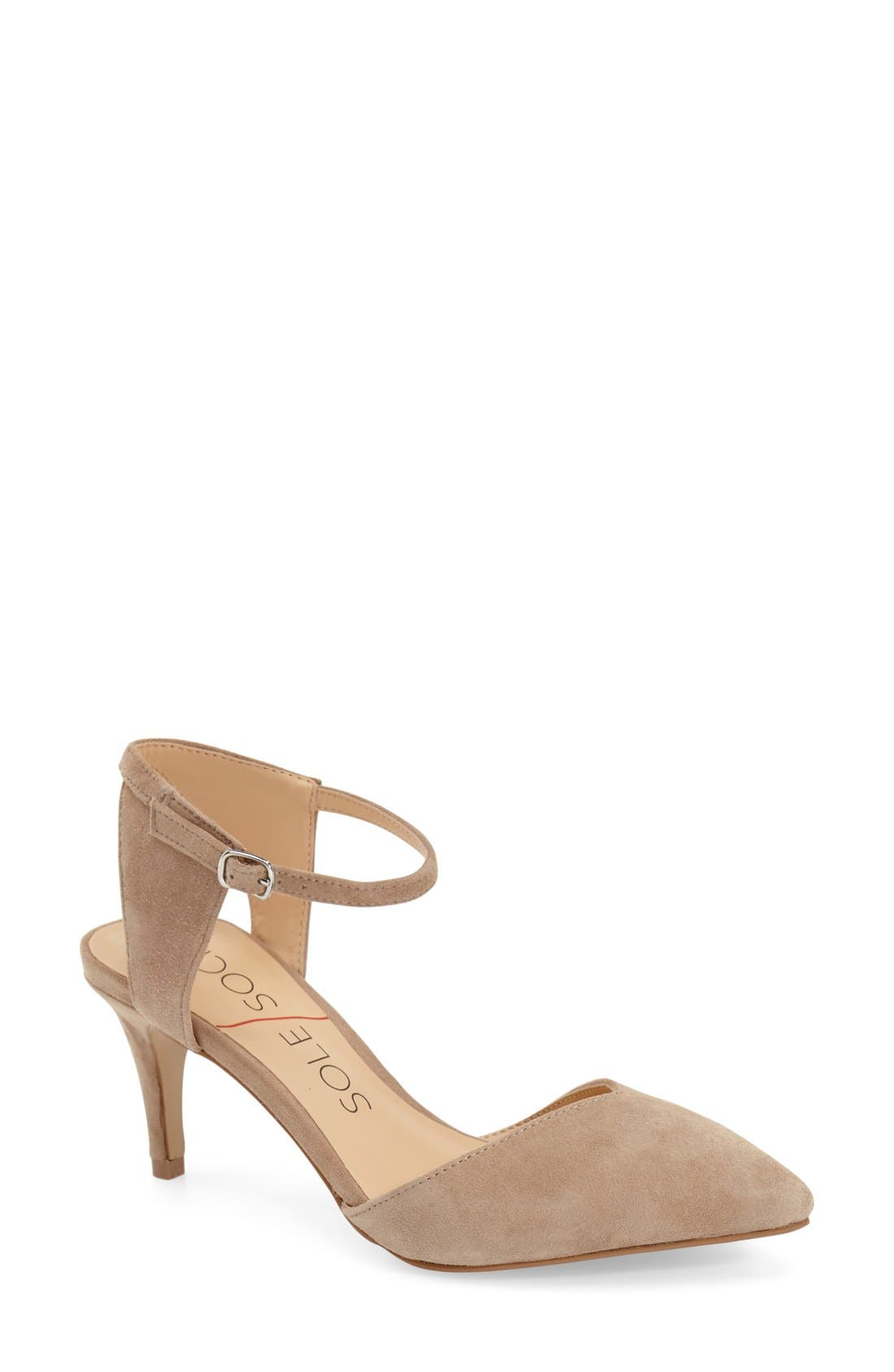 Alternate Image 1 Selected - Sole Society 'Laurent' Pump (Women)