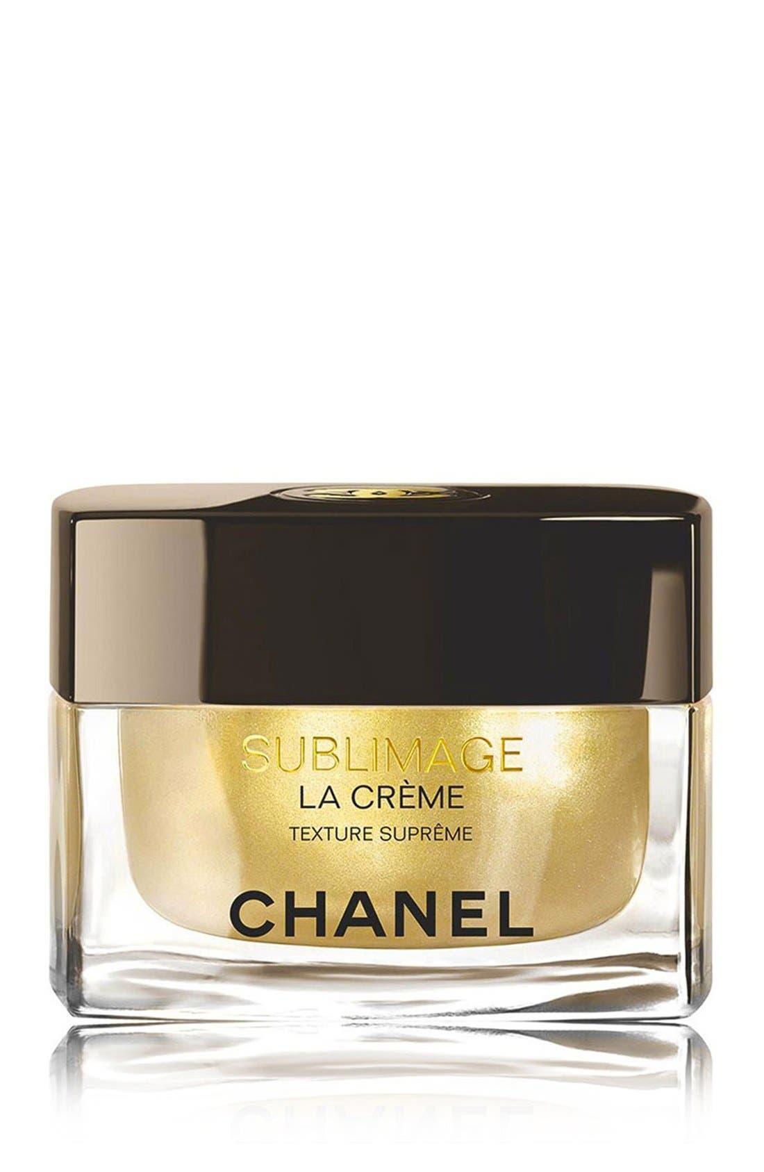 CHANEL SUBLIMAGE LA CRÈME  Ultimate Skin Regeneration - Texture Suprême