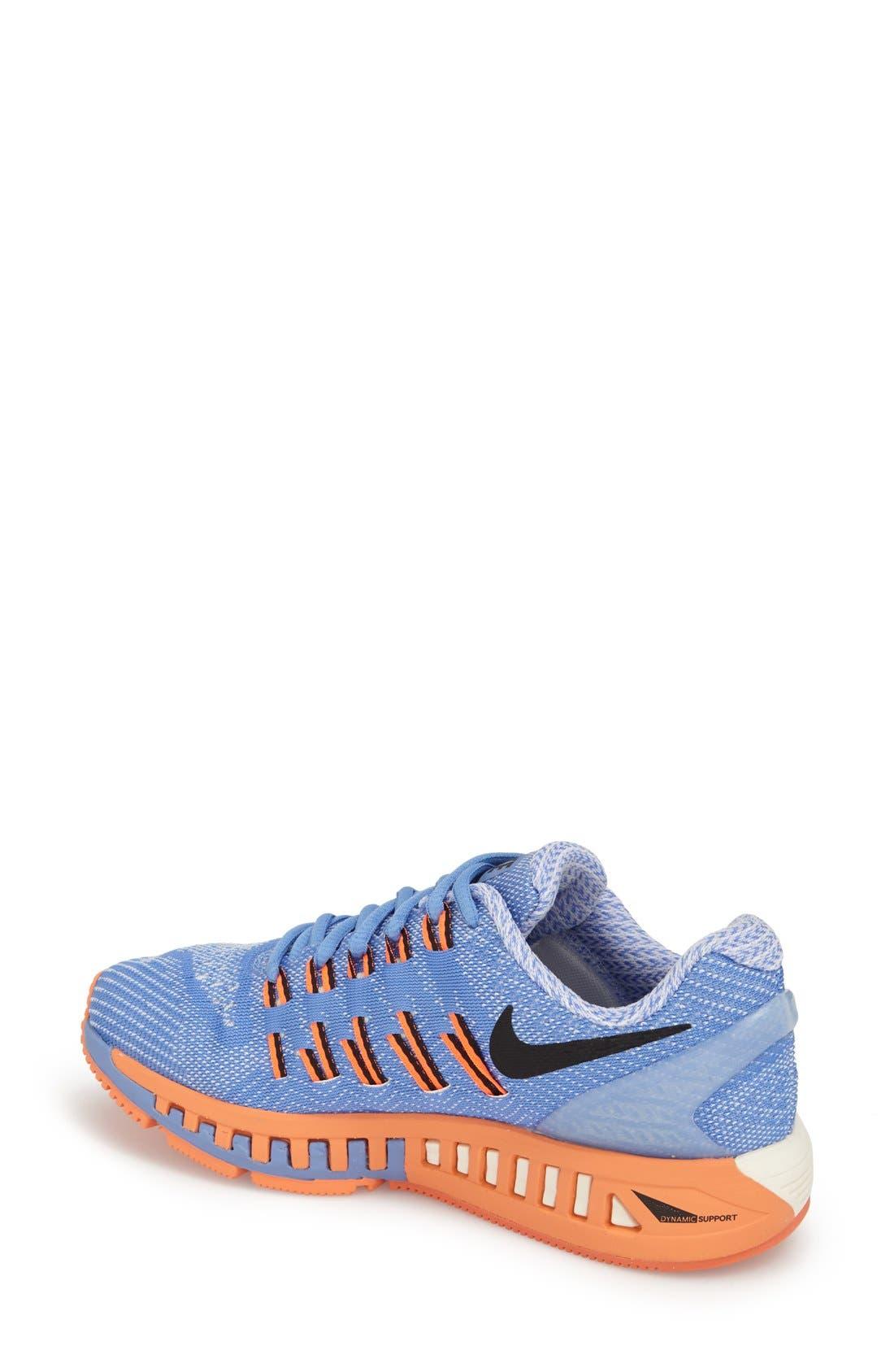 Alternate Image 2  - Nike 'Air Zoom Odyssey' Running Shoe (Women)
