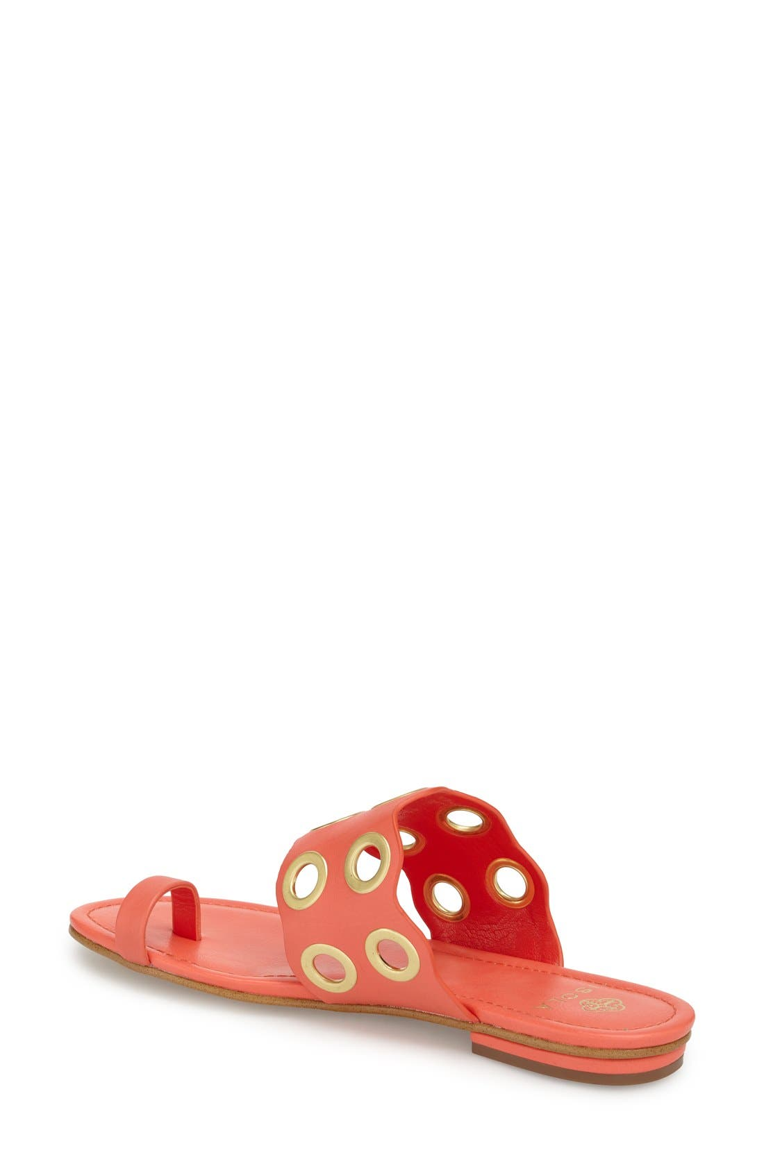 Alternate Image 2  - Isolá 'Milo' Grommet Flat Sandal (Women)