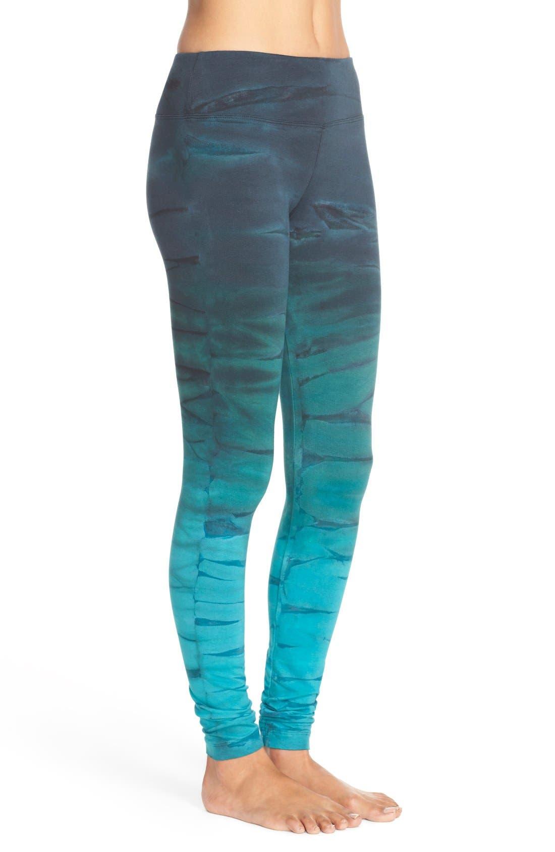 Alternate Image 3  - Hard Tail Tie Dye Leggings