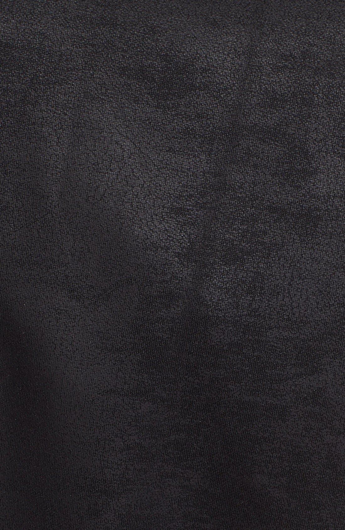 Alternate Image 6  - The Kooples Faux Leather Moto Jacket