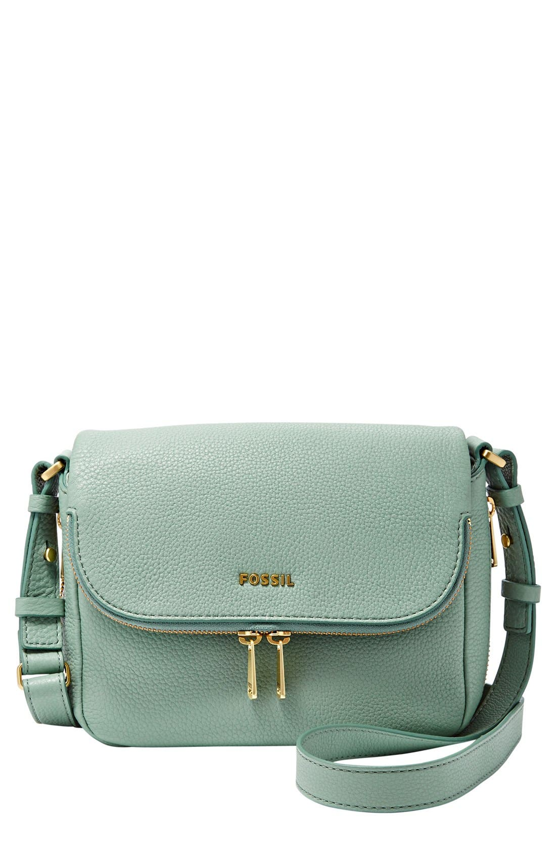 Alternate Image 1 Selected - Fossil 'Small Preston' Crossbody Bag