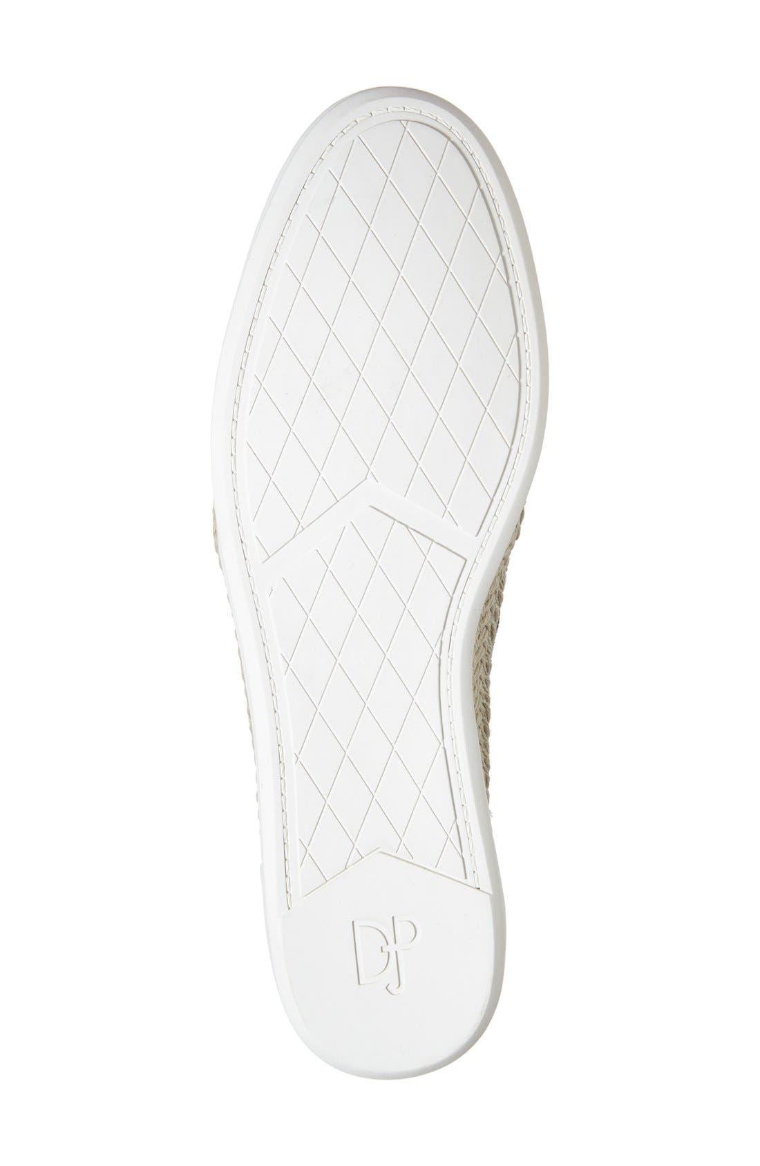 Alternate Image 4  - Donald J Pliner 'Piza' Espadrille Slip-On Flat (Women)